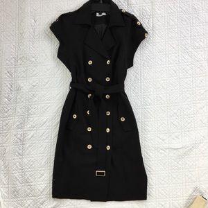 Calvin Klein nautical style dress